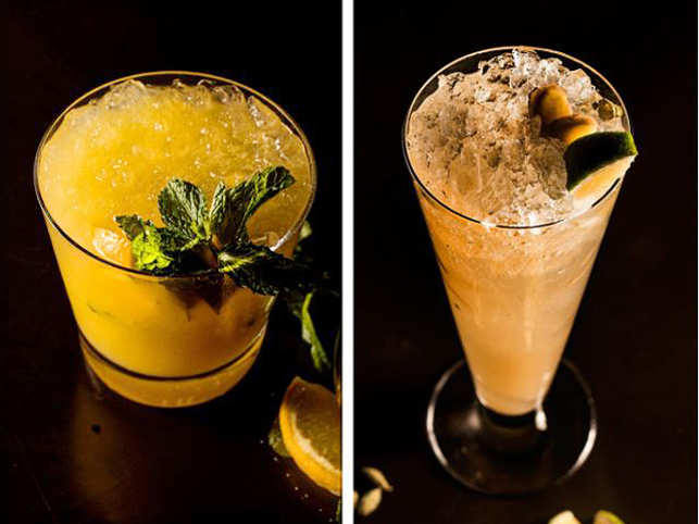 Don't deprive yourself from a refreshing drink this festive season.