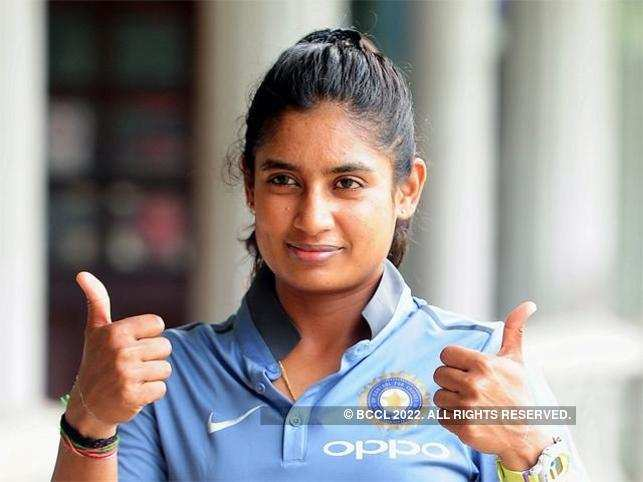 Mithali is the first Indian to have lead the women's national team to an ICC ODI World Cup final twice - 2005 and 2017.
