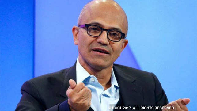 Watch: Satya Nadella talks India, cricket and more