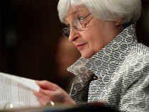 """""""It would be imprudent to keep monetary policy on hold until inflation is back to 2 per cent,'' Yellen said."""