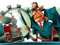 Investors do take risky calls and bet on them hoping for turnarounds to deliver big gains.
