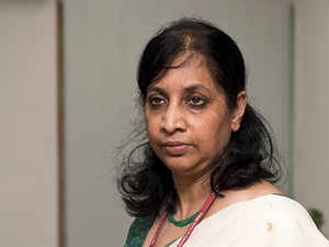"""""""With combined effort of govt and telcos, we do expect 700 million Indians will have internet access by 2022…we have an opportunity to grow together,"""" Telecom secretary Aruna Sundararajan said on Wednesday."""