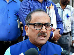 """Hitting out at the past political regimes for """"mishandling Kashmir"""", Jammu and Kashmir Deputy Chief Minister Nirmal Singh, who was also present on the occasion, said the Modi government was the only """"ray of hope"""" for the people."""