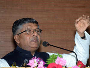 """While mentioning Airtel Chairman Sunil Bharti Mittal, Prasad said, """"Dharmendra and I are coming from the cabinet meeting and we have just approved installation of towers in army cantonment areas."""""""
