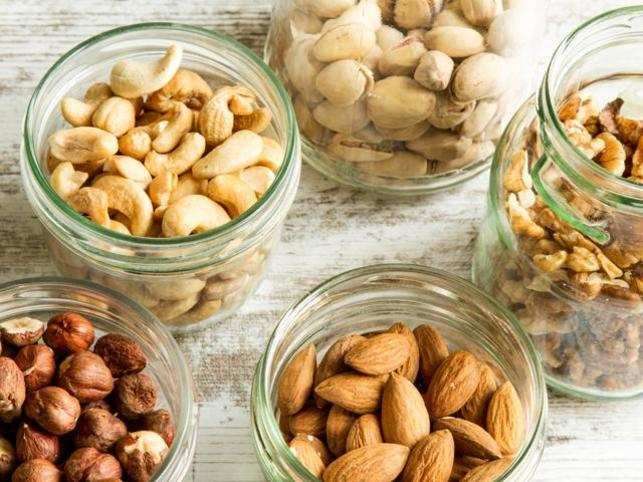 Switch To A Bag Of Mixed Nuts