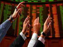 Metal and PSU Bank stocks were gaining in trade.