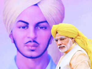 Bhagat Singh was hanged in the Lahore jail at the age of 23, along with Shivaram Hari Rajguru and Sukhdev Thapar on March 23, 1931.