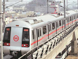 A senior government official said the chief minister was not happy with the Delhi Metro Rail Corporation's (DMRC) move to increase the fares.