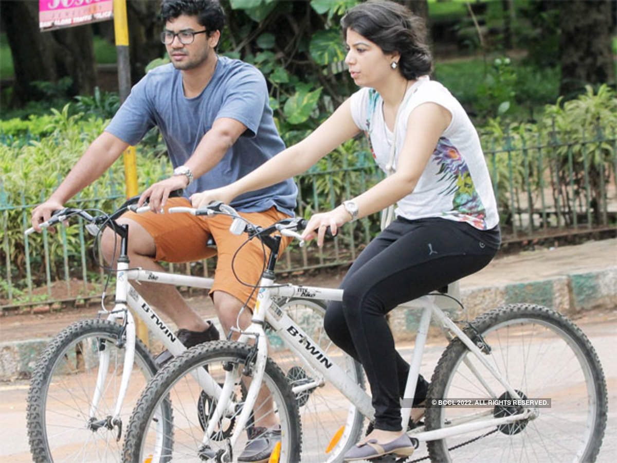 5858d3407 bengaluru  Bengaluru to get public bicycle sharing system in 10 Months -  The Economic Times