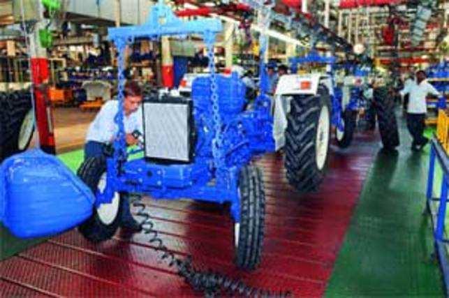 Escorts' Agri Machinery Group has aligned the shopfloor to the market