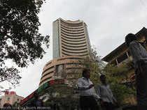 Benchmark Sensex was 0.13 per cent down at 31,119 around 1.04 pm (IST)