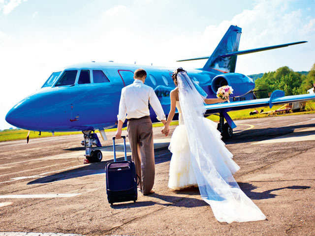 Tie the knot in style with high-profile destination wedding