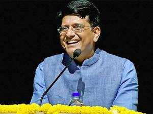 Goyal said the government was taking the process of electrifying the rail network to the next level and that the impact of it would be visible from next year.