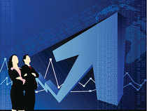 At 11 am (IST), the Sensex was trading 136 points or 0.43 per cent higher at 31,418.45 while the 50-share pack was trading above 9,800 level at 9,818.85, up 0.51 per cent.