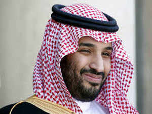 He may be calculating that an even larger number of Saudis are ready to go along for the ride.