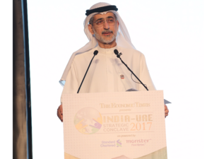 Economic alliance with India is important, says H.E. Mohd Sharaf,UAE
