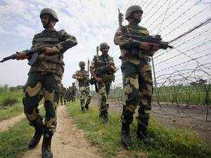 BSF warns Pakistan Rangers against provocative actions