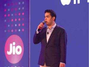 """Over the next few months, you will see amazing initiatives by both companies,"" Akash Ambani, a director on the board of Reliance Jio, said during the launch of the iPhone 8 and the iPhone 8 Plus."