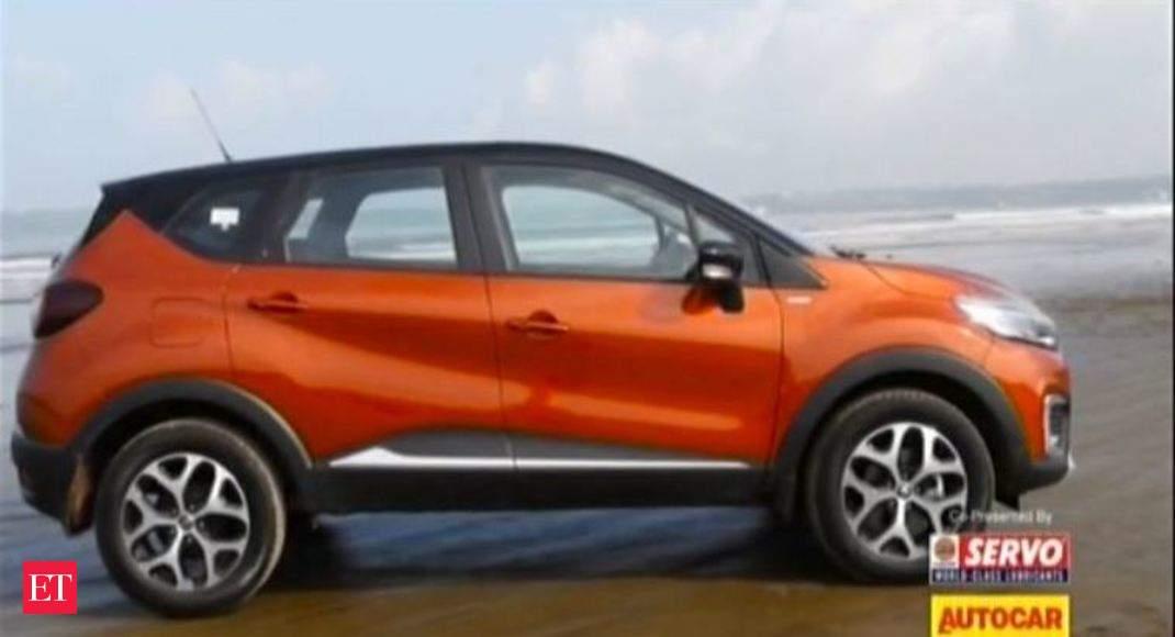 Autocar Show Renault Captur First Drive Review The Economic Times - Auto car