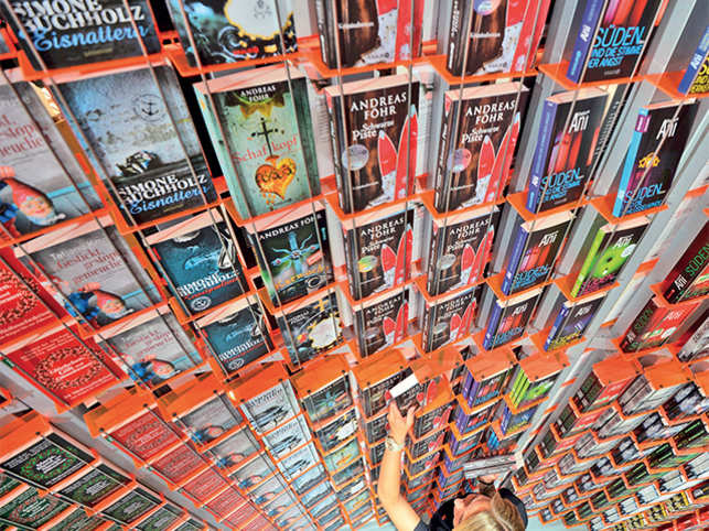 To be held from October 11 to 15, Frankfurt Book Fair is the world's largest fair for books.