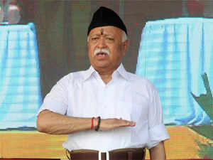 "Bhagwat described cow as an article of ""reverence"", and said its protection is included in the directive principles of the Constitution."