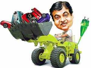 We do not want to encourage petrol-diesel and that we want alternative fuels. You will have to shift to new fuels. The future is in electric and alternative vehicles, says Gadkari.