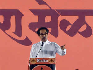 """""""Don't teach us patriotism. The day when we need to be taught patriotism hasn't come yet,"""" Thackeray said."""