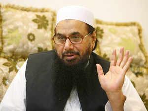 Hafiz Saeed slaps Rs 10 cr notice on Pak minister