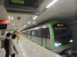 Namma Metro: With only six stations, trust Bengaluru Metro