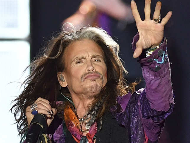 Steven Tyler downplays health fears after cancelling tour dates
