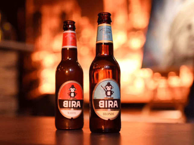 Bira white and blonde. (Image: Facebook/Bira)