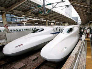 China has identified its bullet train technology as one of the items to boost its sagging exports.