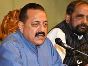 Forces enjoy freedom to act with discretion in J-K under Modi: Jitendra Singh