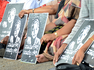 Gauri Lankesh, known to be an anti-establishment voice with strident anti-right wing views, was shot dead at close range by unknown assailants at her home here on the night of September 5.