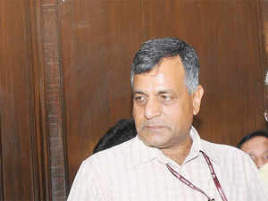 """""""Things are beginning to settle down and we are on the recovery path,"""" finance secretary Ashok Lavasa said."""