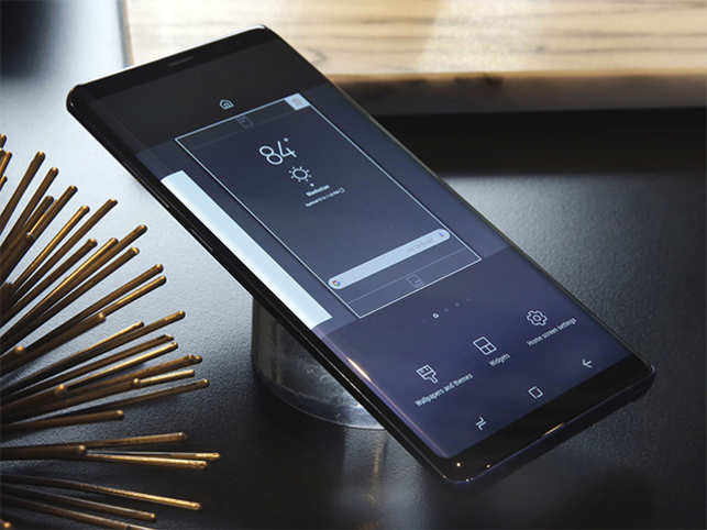 56f6b7dd1c75 Samsung Galaxy Note 8 review: Rising from the ashes - The Economic Times