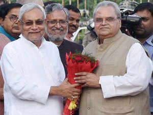 Satya Pal Malik sworn in as Bihar Governor