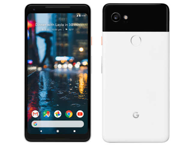 Google's new Pixel 2 and Pixel 2 XL smartphones detailed