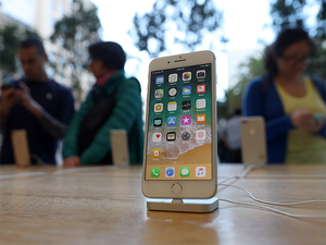 Apple's retail presence will immediately double to over 4,000 outlets through this.