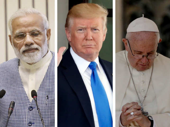 Donald Trump is most followed world leader on Twitter, Narendra Modi third
