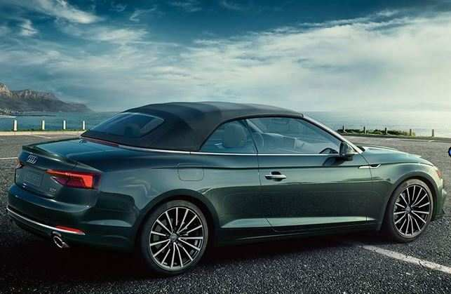 The AUdi A5 Cabriolet come with 2-litre diesel engine. (Image: www.audiusa.com)