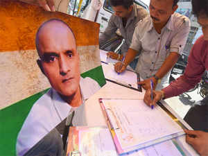 Pakistan Army says close to decision on Kulbhushan Jadhav's mercy petition