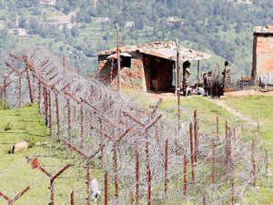 600 ceasefire violations along India-Pakistan border so far in 2017