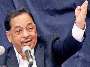 Rane told reporters that the BJP and Fadnavis will decide on his portfolio.