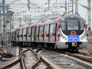 Delhi metro cant put metro fare hike on hold centre tells delhi from october 10 for a distance of up to two kilometres the fare will thecheapjerseys Choice Image