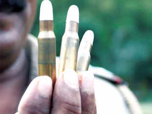 "CRPF sends 21000 ""less lethal"" plastic bullets to Kashmir"
