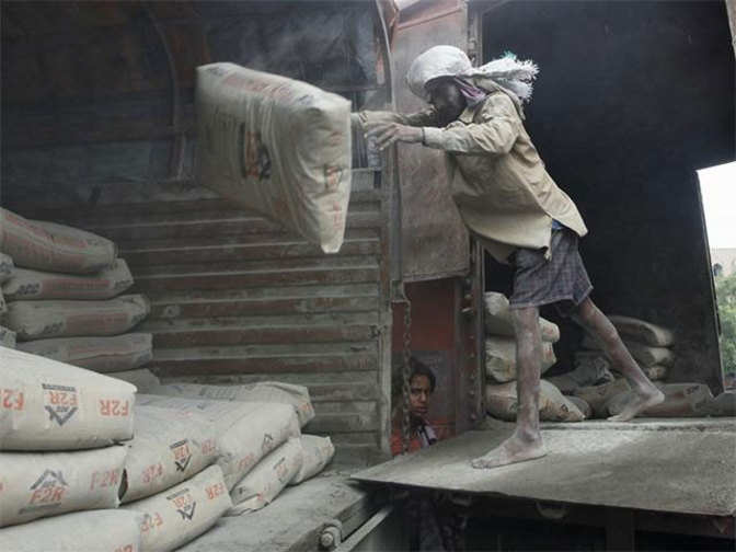 Cement Prices Jump Rs 12 Per Bag In Q2 Fy18 Report The