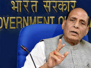Indian soldiers killing 5-6 terrorists every day: Rajnath Singh