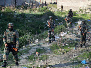 Top Jaish commander killed in encounter in Jammu and Kashmir