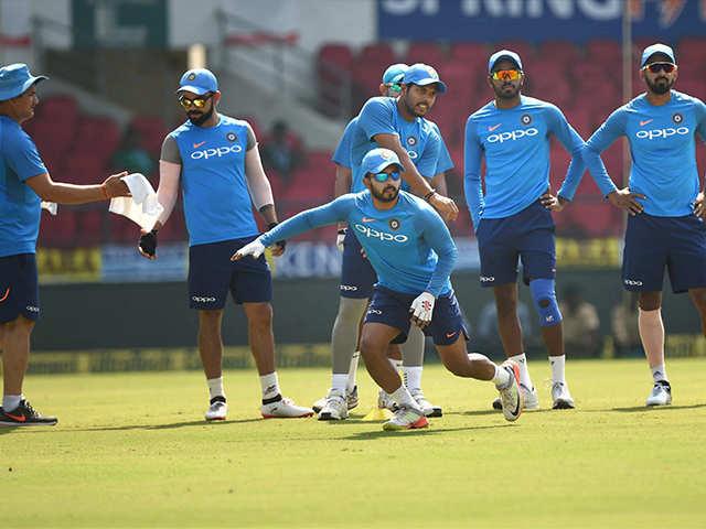 Image result for yo- yo test india team